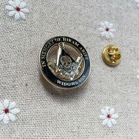Бесплатная значки масонов значок масонская атрибутика череп и скрещенные кости угольник и циркуль лацкан булавка вдов сын эмаль брошь