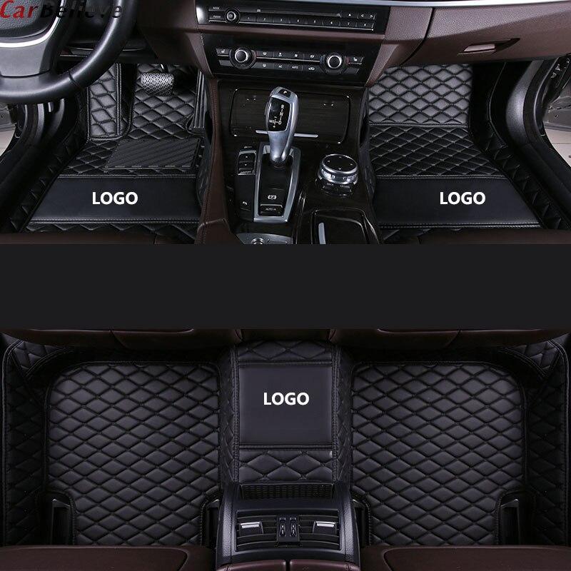 Tapis de sol de voiture, intérieur de voiture, pour skoda karoq kodiaq 2018, accessoires, espace rapide, octavia fabia 1 superbe 2 yeti