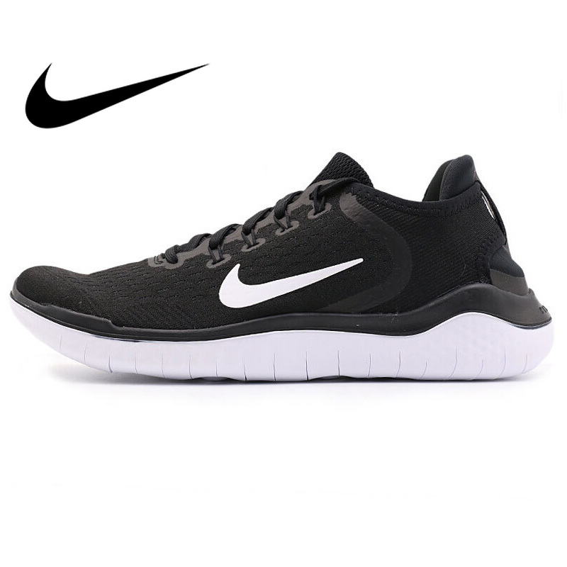 Original 2018 NIKE FREE RN Mens Running Shoes Cushioning Lace-up Comfortable Casual Breathable Jogging Outdoor Sports SneakersOriginal 2018 NIKE FREE RN Mens Running Shoes Cushioning Lace-up Comfortable Casual Breathable Jogging Outdoor Sports Sneakers