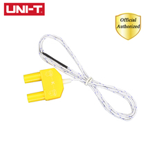 UNI-T UT-T09K Temperature Probe Range -40 to 260 Degrees Celsius for UT213C UT216C UT139C UT210D UT171C UT222