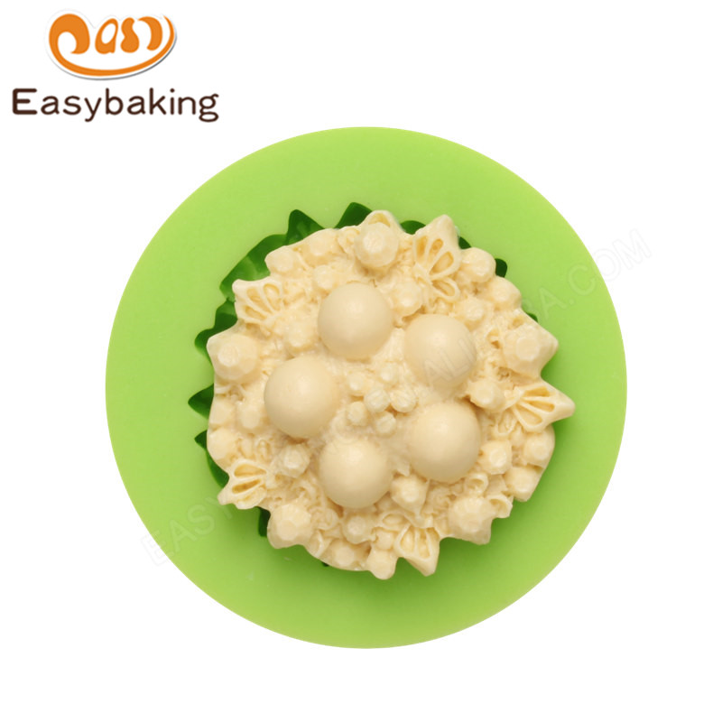 Mini Jewelry Shape Modelling Tools Cake Decorating Silicone Mold for ...