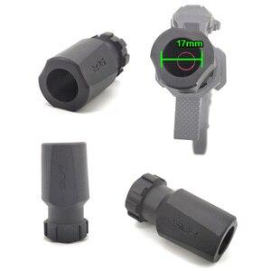 MODIKER Jingji 14 мм SLR нейлоновые расширяющиеся отверстия, декоративные колпачки для JM 10/14 мм CCW водные гелевые бусинки