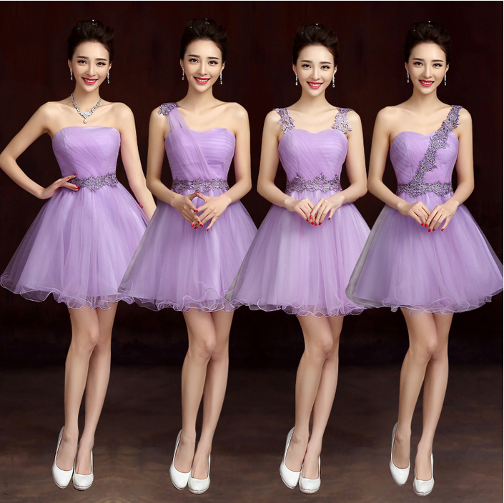 Apple Red Bridesmaid Dresses for Teens – fashion dresses