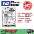 Western Digital WD Black 750 ГБ hdd SATA 2.5 дискотека duro ноутбук внутренний сабит жесткий диск interno hd ноутбук жесткий диск disque