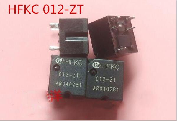 relay HFKC 012-ZT HFKC-012-ZT HFKC012-ZT 12VDC DC12V 12V DIP5