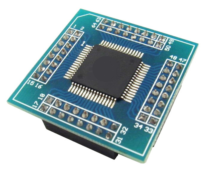 Atmega128a-au atmega128 development board avr development board core board minimum system board