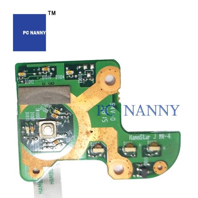 PCNANNY pour Acer Aspire 8920G 8930G bouton bouton dalimentation carte 6050A2188301 test bon