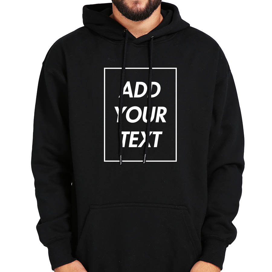 Custom Design Hoodies Add Your Design Print Text Photo Sweatshirt Long Sleeve Velvet Soft Winter Warm Tops Hoddy