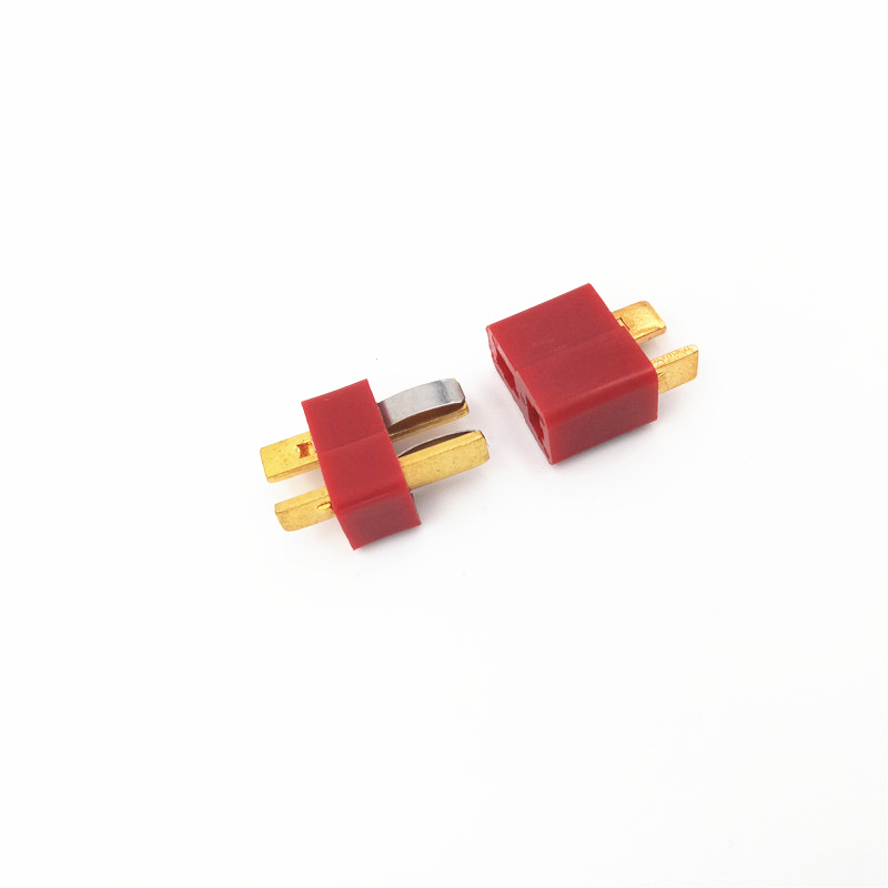 Tarot-3Pairs-10Pairs-Male-Female-Anti-skid-T-Connectors-Plug-Deans-Style-for-RC-LiPo-Battery (2)_