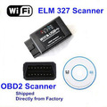 High Quality ELM327 WiFi / USB Interface OBD II Car Diagnostic Scanner Tool Free Shipping