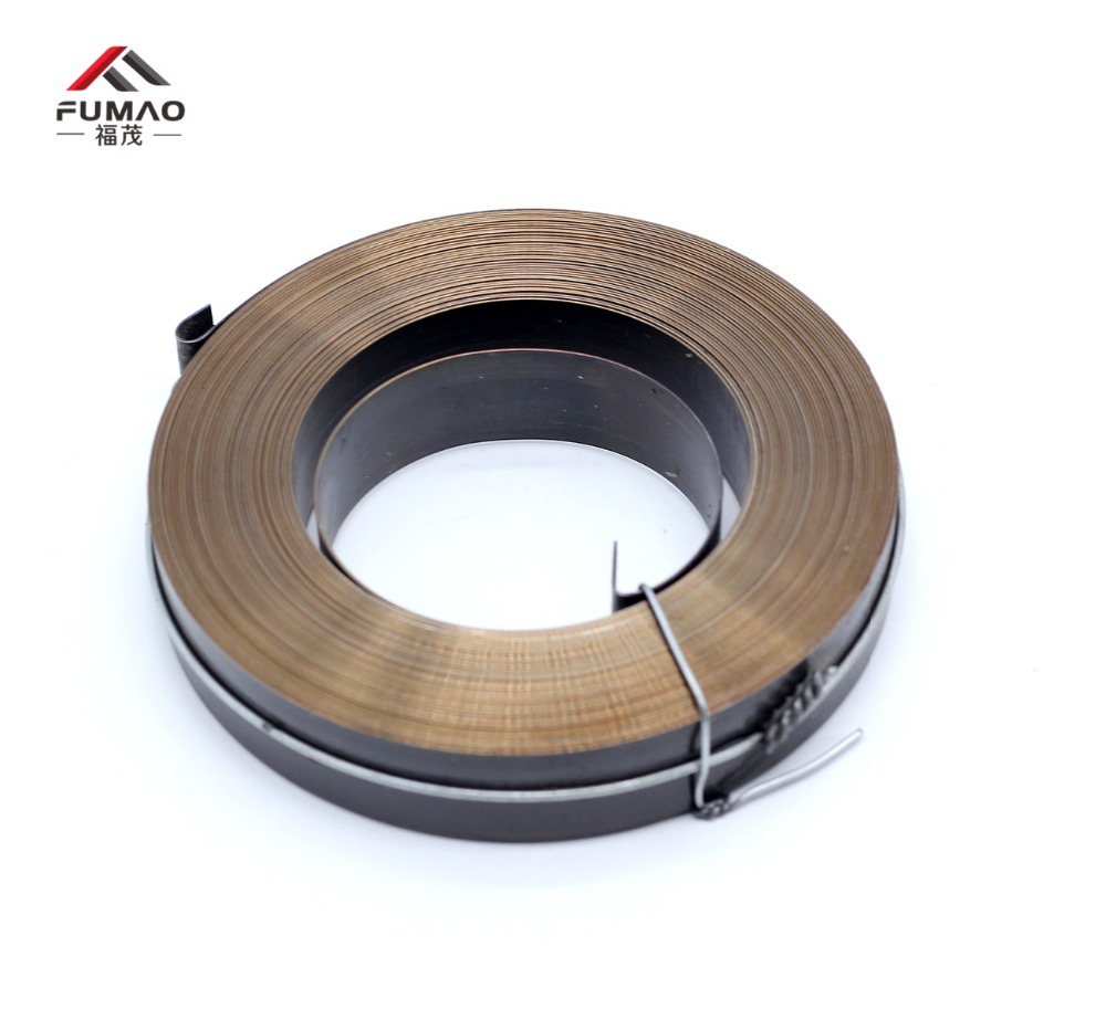 Custom springs steel constant force spiral springs 0.7(t)*25(w)*140(OD)*74(ID)*13500mm out diameter-in Springs from Home Improvement    3