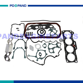 F2 FE F8  Engine Rebuilding Repair Full Gasket Set kit 8AG4-10-271 FOR MAZDA CAPELLA 626 E1800