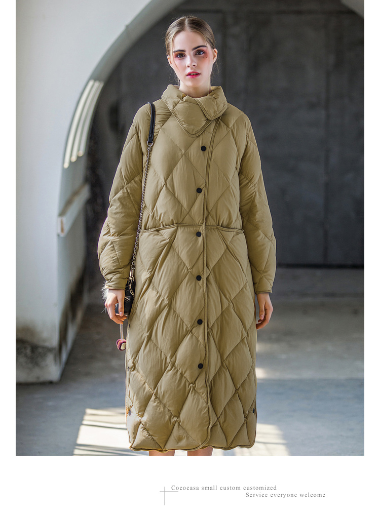 Parkas Janveny Coats Light 20