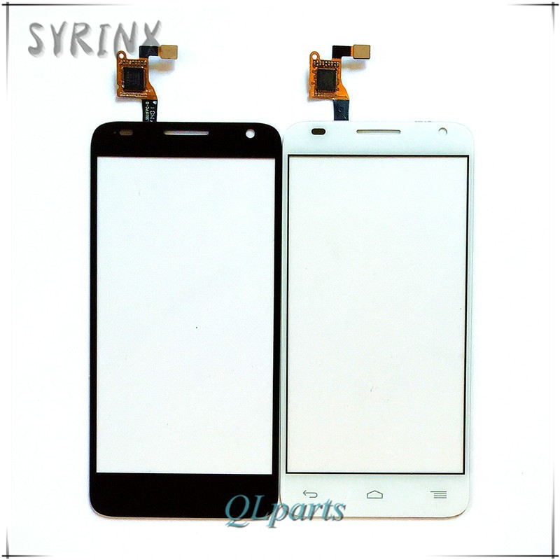 Syrinx Touch Screen Digitizer For Alcatel One Touch Idol 2 Mini S OT6036 6036 Touchscreen Front Glass Panel Sensor LensSyrinx Touch Screen Digitizer For Alcatel One Touch Idol 2 Mini S OT6036 6036 Touchscreen Front Glass Panel Sensor Lens