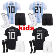 79eefd4b52d 2018 boy child T-shirt Camisa Argentina kids shirts kit 2018 Best Quality  children kit
