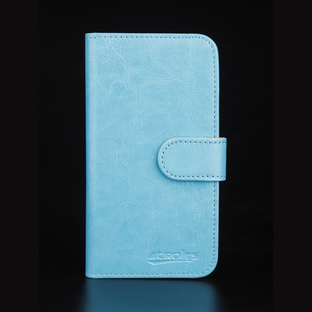 Haier Alpha A1 Case 6 Colors Dedicated Leather Exclusive Special Crazy Horse Phone Cover Cases Credit Wallet Tracking in Flip Cases from Cellphones Telecommunications