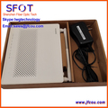 Original HG8326R GPON ONU ONT C + SC/UPC, con antena Externa, chino Firmware A, 2LAN + uno Ollas + wifi