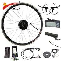 36 В в мотор электрический велосипед комплект электрический велосипед Конверсионные Комплекты без светодио дный батареи водостойкий свето