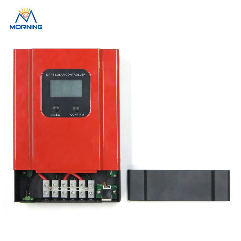 eSMART Automatic DC 12V/24V/36/48V auto 20A 30A 40A economic smart  MPPT solar charge controller with RS485 LCD display abhaya kumar naik socio economic impact of industrialisation