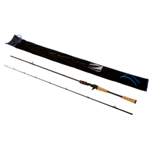 Noeby 2Secs M / MH 2.29m Baitcasting Fishing Rod Fast 9+1 SIC Guide Ring 95% Carbon Bass Lure Rods Pesca Stick Fishing Tackle