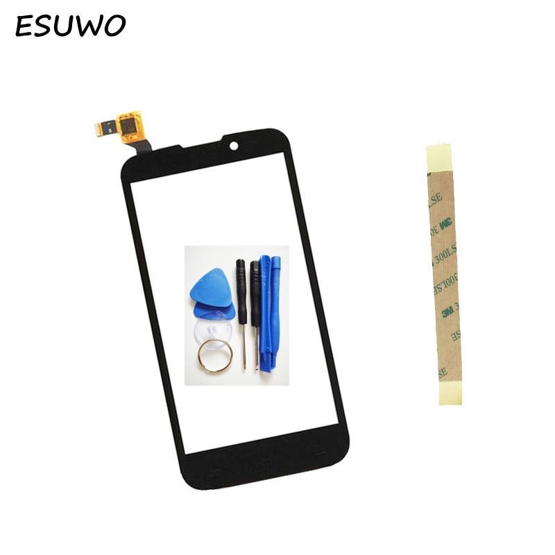 ESUWO Touch Screen For Fly IQ4502 IQ 4502 Qud ERA Energy 1 Touch Screen Digitizer iq4502 Touchscreen Panel +Tools