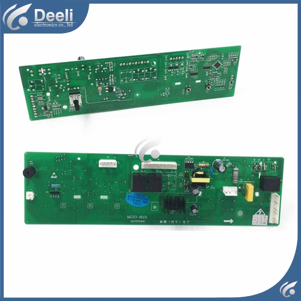 100% tested for washing machine computer board TG53-8028 MG53-8031 301330500010 motherboard free shipping 100% tested for washing machine pc board mg70 1006s mg52 1007s 3013007a0008 motherboard on sale