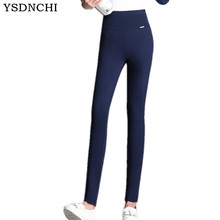 3a0931fe355 Women Sporting Leggings Clothing For Female Fitness Push Up Sexy Black Red  Blue Pants High Waist Leggin Elastic Workout Jeggings