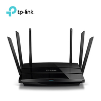 TP-LINK WDR7500 Wifi Router Wi-fi Repeater 11AC 1750 Mbps 2.4/5 GHz Dual Band Draadloze Router Wifi Extender 6 Antenne