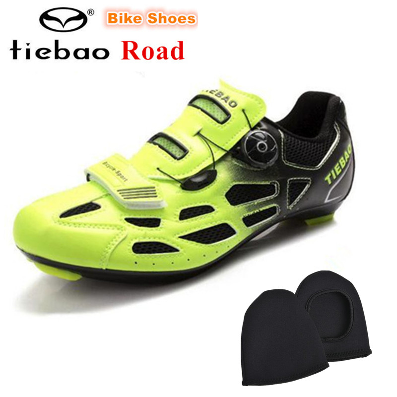 TIEBAO Road Cycling Shoes zapatillas deportivas mujer  sapatilha ciclismo Breathable Men Women Road Bike Racing Athlet Shoes tiebao professional road shoes rotating screw steel wire with fast cycling shoes road bike shoes tb16 b1259