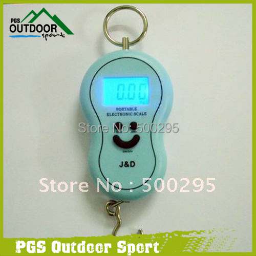 Paintball 40kg-20g Portable Electronic Scale Tank Refill