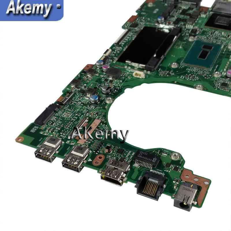AK K501LB K501LX Motherboard Laptop UNTUK ASUS V505LX K501LN A501L K501L V505L K501LB 100% Bekerja Asli I3 Cpu GT940M 4GB RAM