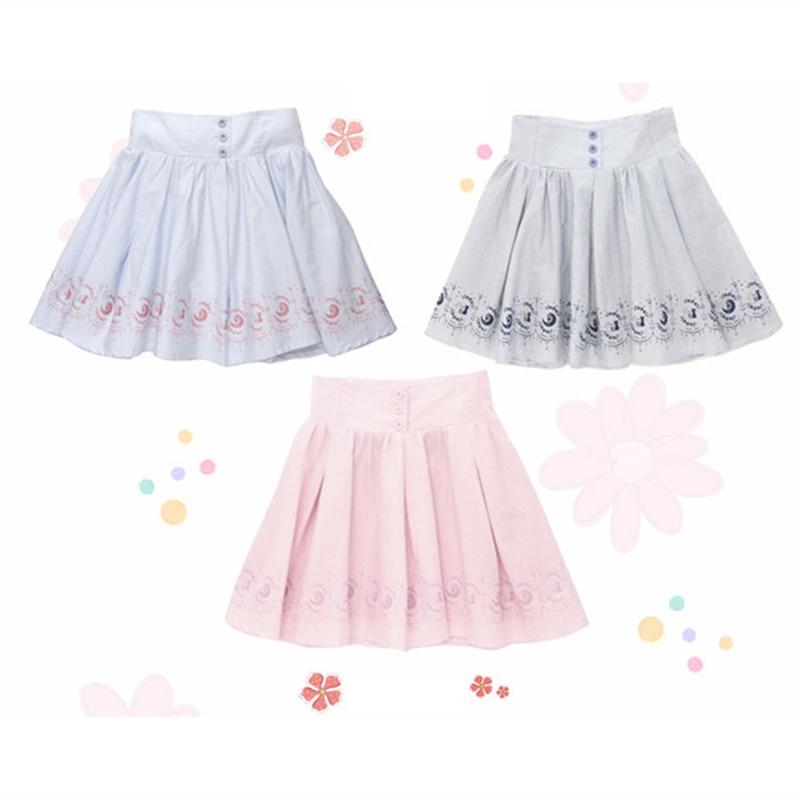 Adomoe Summer Cute Female Women Skirts Anime Sailor Moon ...