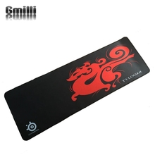 New Rubber Control Edition XL Large Size 900*300*3MM Perfestional Gamer Team Gaming Mouse Pad Laptop Mats Red Dropshipping