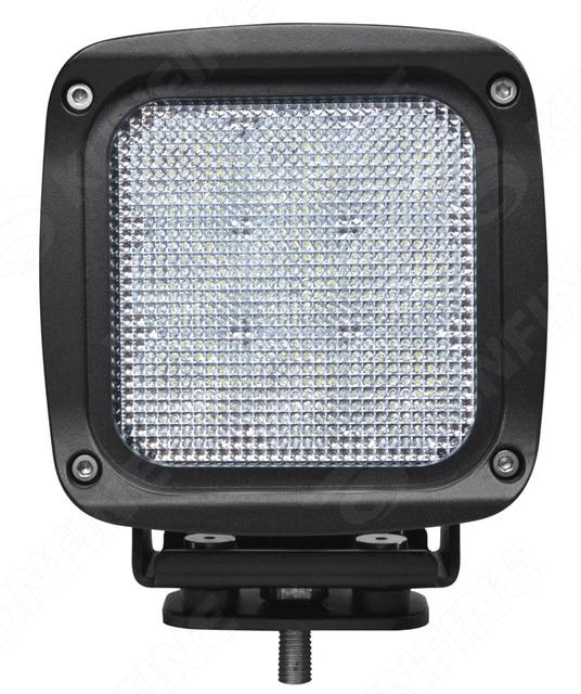 5.0 inch 45W LED Work Light 12V~30V DC LED Driving Offroad Light For Boat Truck Trailer SUV ATV LED Fog Light Waterproof
