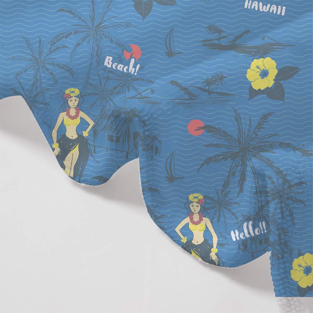 US $8 99 |Silstar Tex Palm Tree Digital Printing Bath Towel With Sex Girls  Pattern Hawaii Microfiber Rectangle Quick Dry Beach Towels-in Bath Towels