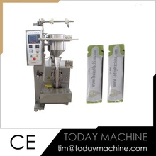 Automatic 304 stainless steel thick-liquid food sachet packing machine