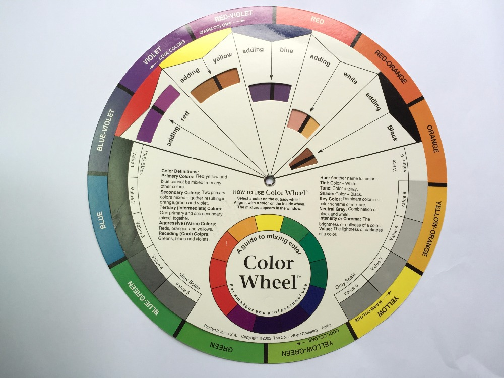 Buy 3 Pieces Lot High Quality Color Wheel