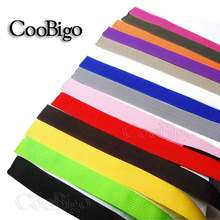 1 yard 1 #8243 (25mm) Ribbon Band Strap Polypropylene PP Webbing Dog Collar Harness Outdoor Backpack Bag Parts 14 Colors cheap CooBigo S0049-25C(Mix-s) Garment Shoes Home Textile Bags 1 (25mm) 100 Polyester Eco-Friendly High Tenacity Woven Polypropylene PP Webbing Ribbon Band Strap