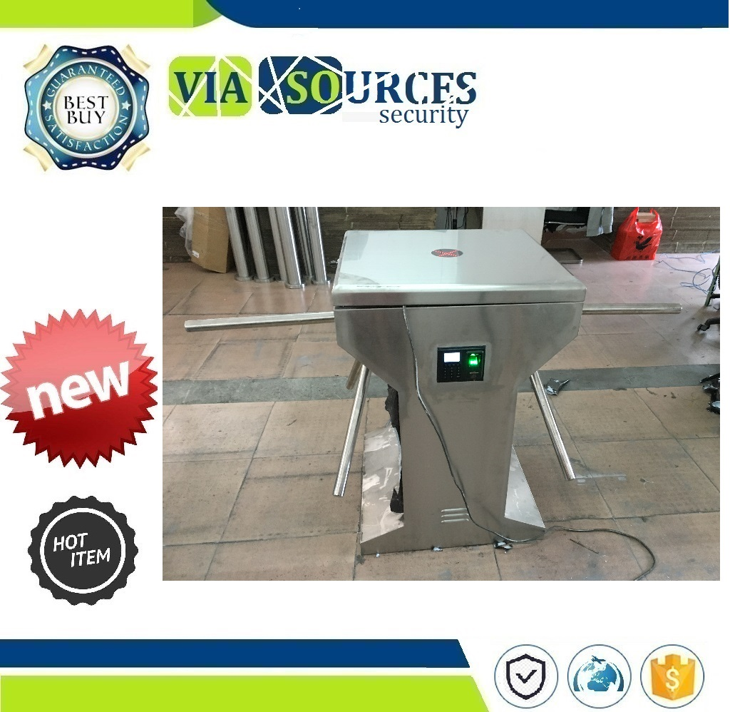 Turnstile/manual Turnstile/mechanical Turnstile Gate For Access Control Double Anti Blocking Function Syetem Automaiton double sided turnstile for access control system catracas tourniquetes