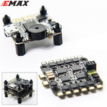 Emax F3 Magnum Mini FPV Stack Tower System Flight Controller 4in1 Esc All in One For Micro FPV Racing Quadcopter original emax f4 magnum all in one fpv stack tower system f4 osd 4 in 1 blheli s 30a esc vtx frsky xm rx