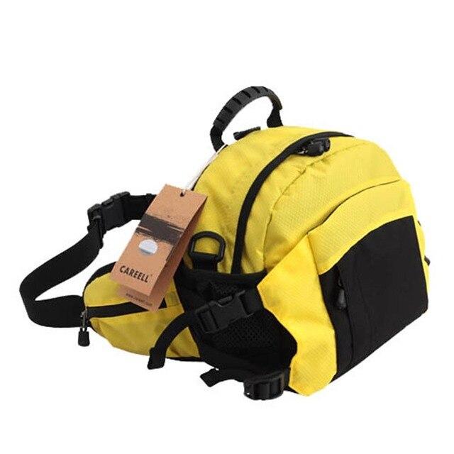 CAREELL C2046  Waterproof multi functional Digital DSLR Camera Video Bag  Rain Cover Small SLR Camera Bag
