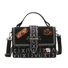 2019 New Women Messenger Bag Flap Fashion Rivet Mini Shoulder  Lady Handbags High Quality Womens Jelly Bags