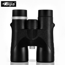 Wholesale BIJIA Military HD 10×42 Binoculars Professional Hunting Telescope High Quality Vision No Infrared Eyepiece Black