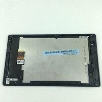 7 인치 Asus ZenPad C 7.0 Z170 Z170CG P01Y LCD 디스플레이 + 터치 스크린 디지타이저 어셈블리 (프레임 포함)