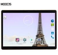 MOOCIS Tablet 10 Inch Original Design 3G Phone Call Android 5 1 MTK Quad Core IPS