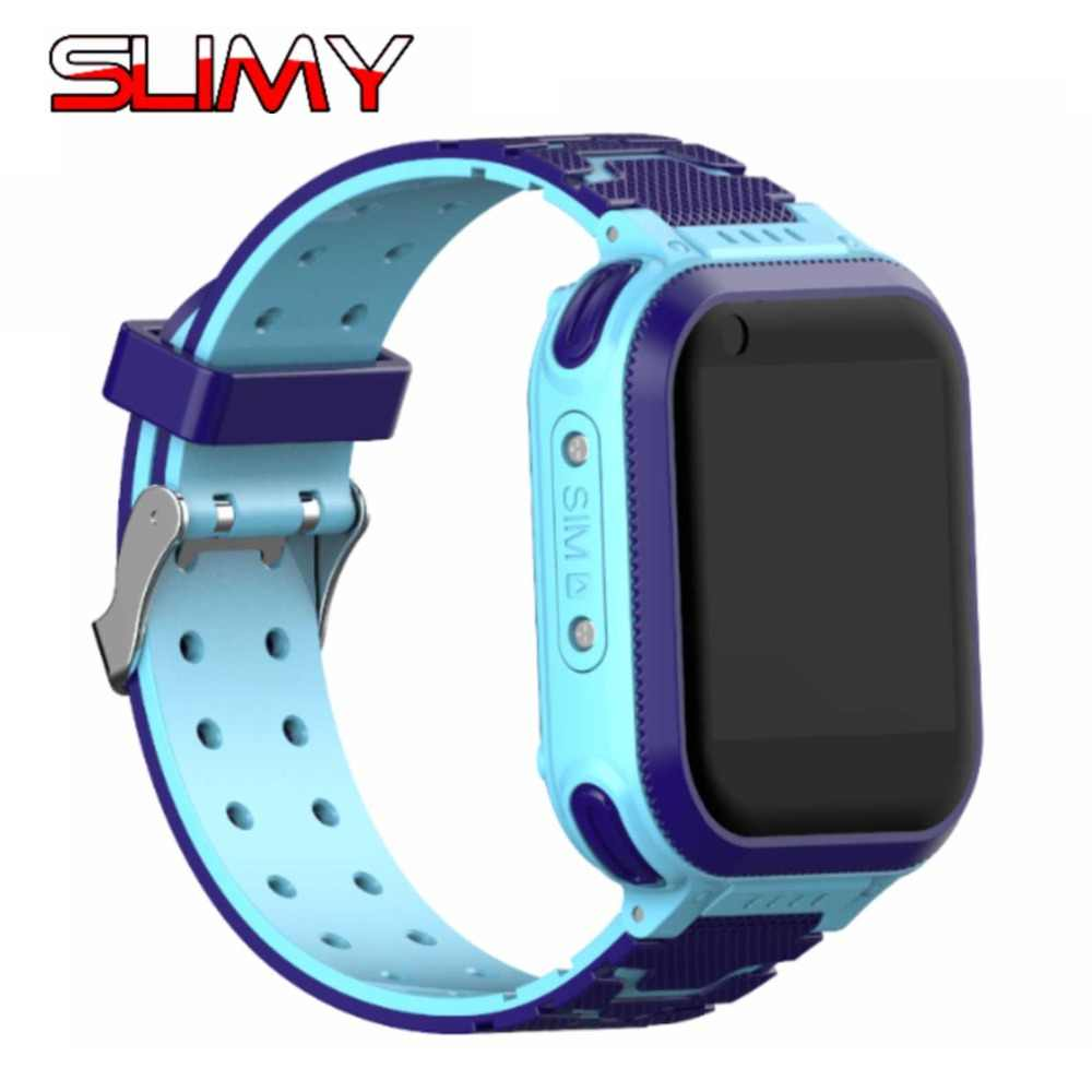 Slimy T3 3G 4G Smart Watch Baby RAM 512MB ROM 256MB 4G Video Call Phone Watch Kids WIFI GPS Smartwatch for Android IOS Phone