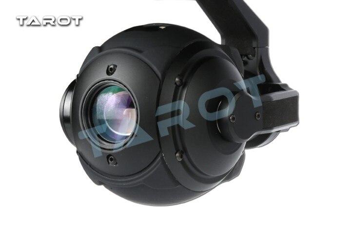Tarot PEEPER T10X 250ma Burshless cardan FPV sphérique haute définition TL10A00 avec caméra HD - 3