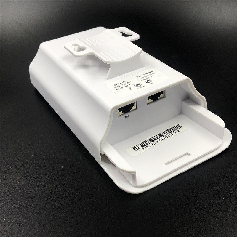 Routeur WIFI à Chipset CPE AR9531 routeur WIFI répétidor gama larga 300 Mbps 2.4 GHz routeur AP al aire libre CPE AP routeur client