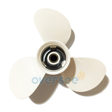 OVERSEE Propeller 664 45945 00 EL 00 size 9 7 8x10 1 2 For Yamaha 20HP
