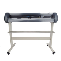 Free By DHL Cutting Plotter 60W Cuting Width 1100mm Vinyl Cutter Model SK 1100T Usb Seiki